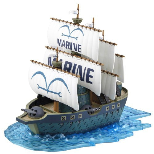 Image 6 for One Piece - Navy Warship - One Piece Grand Ship Collection (Bandai)