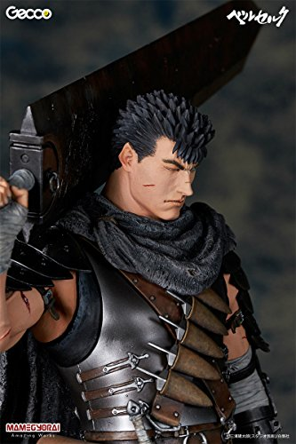 Image 12 for Berserk - Guts - 1/6 - Lost Children Chapter, The Black Swordsman Ver. (Gecco, Mamegyorai)