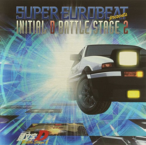 Image 1 for SUPER EUROBEAT presents INITIAL D BATTLE STAGE 2