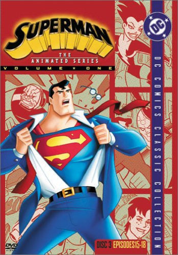 Image 1 for Superman Animated Series Disc 3