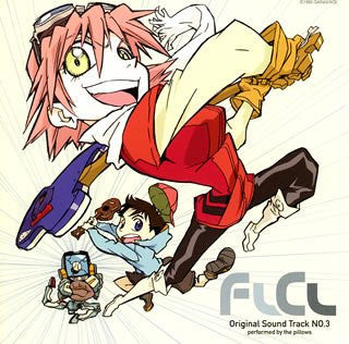 Image 1 for FLCL Original Sound Track NO.3