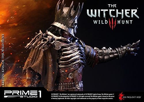 Image 5 for The Witcher 3: Wild Hunt - Eredin - Hound of the Wild Hunt - Premium Masterline PMW3-02 - 1/4 (Prime 1 Studio)