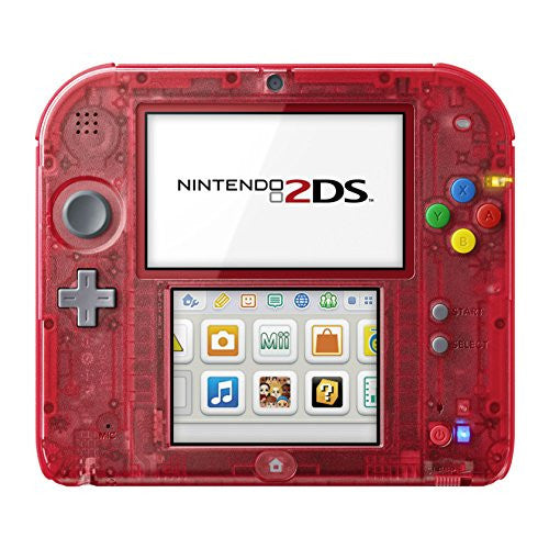 Image 3 for Nintendo 2DS Pokémon Red Limited Edition