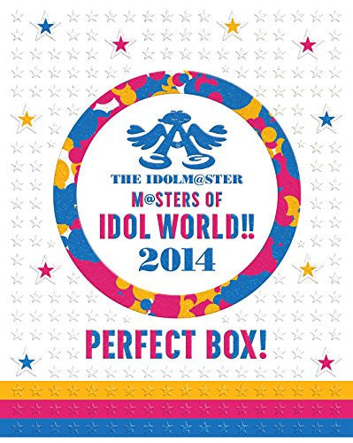 Image 1 for Idolm@ster Masters Of Idol World 2014 Perfect Box [Limited Edition]
