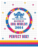 Thumbnail 1 for Idolm@ster Masters Of Idol World 2014 Perfect Box [Limited Edition]
