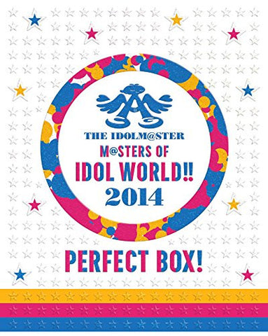Image for Idolm@ster Masters Of Idol World 2014 Perfect Box [Limited Edition]