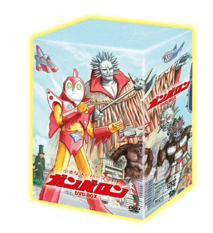 Image for Chisana Superman Gunbaron DVD Box