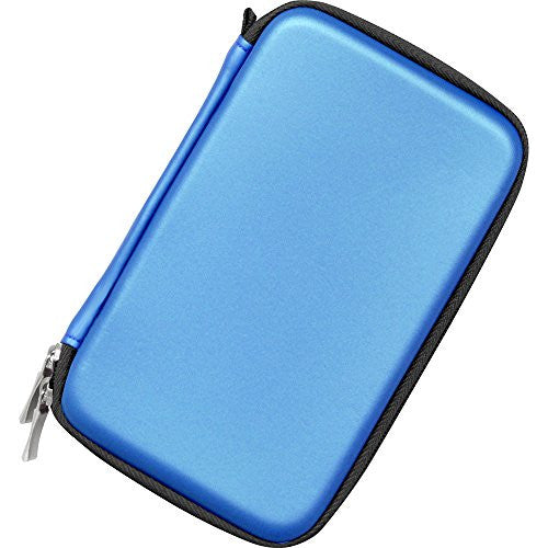 Image 3 for Semi Hard Case Slim for New 3DS LL (Blue)