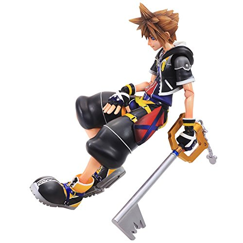 Image 1 for Kingdom Hearts HD 2.5 ReMIX - Sora - Play Arts Kai (Square Enix)