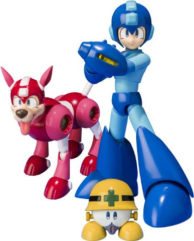 Image for Rockman - Rush - Metall - D-Arts (Bandai)