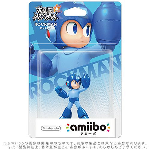 Image 2 for amiibo Super Smash Bros. Series Figure (Rockman)