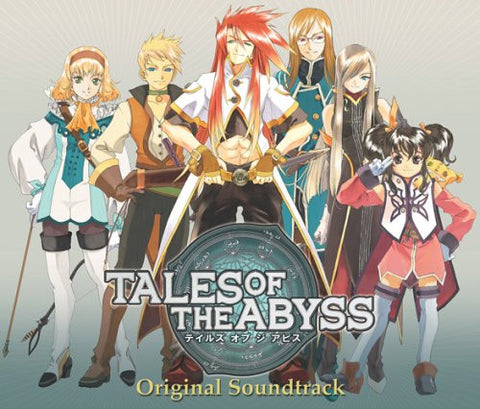 Image for TALES OF THE ABYSS Original Soundtrack