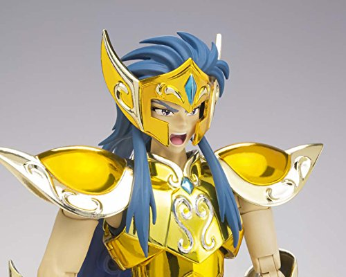 Image 5 for Saint Seiya - Aquarius Camus - Myth Cloth EX (Bandai)