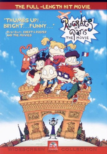 Image 1 for Rugrats In Paris The Movie