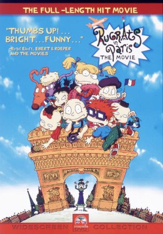 Image for Rugrats In Paris The Movie