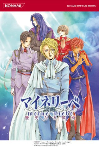 Image for Meine Liebe Yuubinaru Kioku Official Guide Book Complete Edition / Ps2