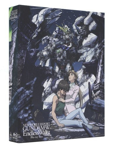 Image 1 for Mobile Suit Gundam W Endless Waltz Blu-ray Box [Blu-ray+CD Limited Pressing]