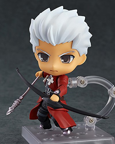 Image 4 for Fate/Stay Night Unlimited Blade Works - Archer - Nendoroid #486 - Super Movable Edition (Good Smile Company)