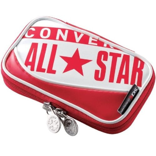 Image 1 for 3DS Converse Enamel Case (Red)