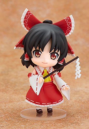 Image 4 for Touhou Project - Hakurei Reimu - Nendoroid #074