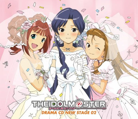 Image for THE IDOLM@STER Drama CD NEW STAGE 02