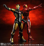 The Avengers - Iron Man - ARTFX+ - Marvel The Avengers ARTFX+ - 1/10 - Black  x Gold (Kotobukiya) - 6