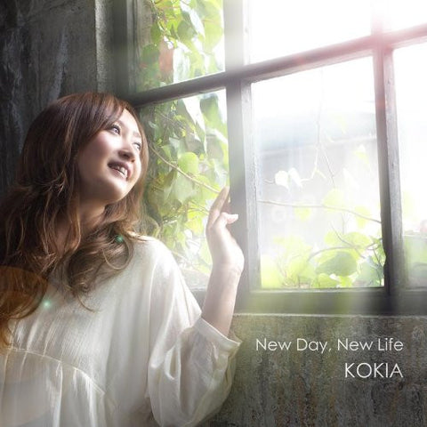 Image for New Day, New Life / KOKIA