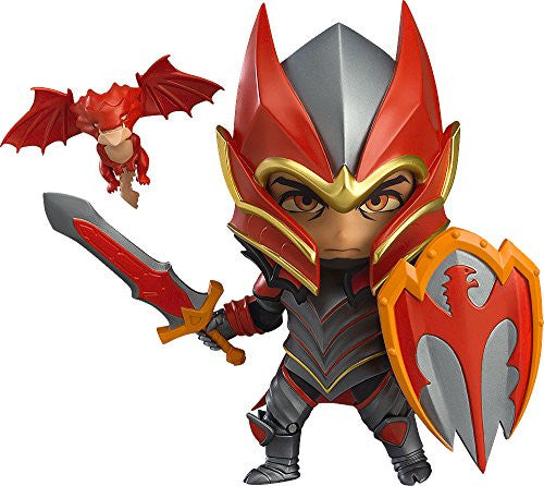 Image 1 for DOTA 2 - Dragon Knight - Nendoroid #615 (Good Smile Company)