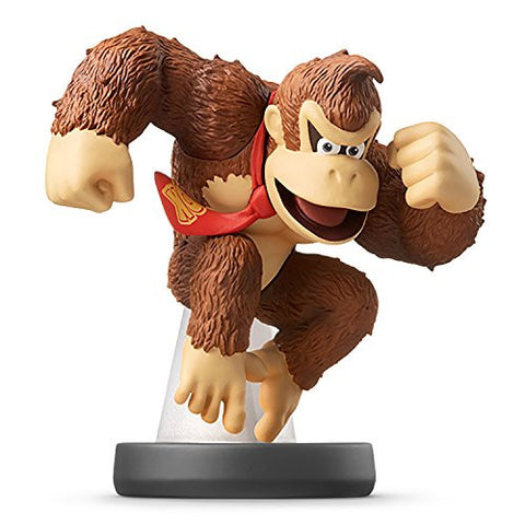 Image for amiibo Super Smash Bros. Series Figure (Donkey Kong)