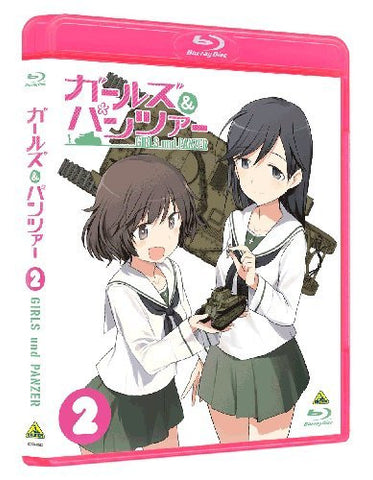 Girls Und Panzer 2 [Limited Edition]