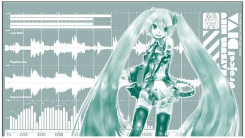 Image for Vocaloid - Hatsune Miku - Glass - Project DIVA (Cospa)