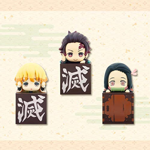 Kimetsu no Yaiba - Mini Hook Figures (3 pcs.)