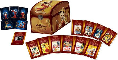 Image 1 for Disney Early Classics Collection [Limited Edition]
