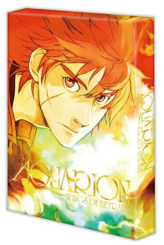 Image 1 for Genesis of Aquarion: Wings of Betrayal [Limited Edition]