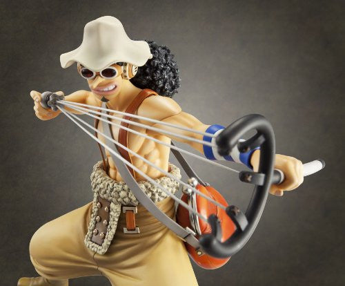 "Image 11 for One Piece - Usopp - Excellent Model - Portrait Of Pirates ""Sailing Again"" - 1/8 - Timeskip (MegaHouse)"