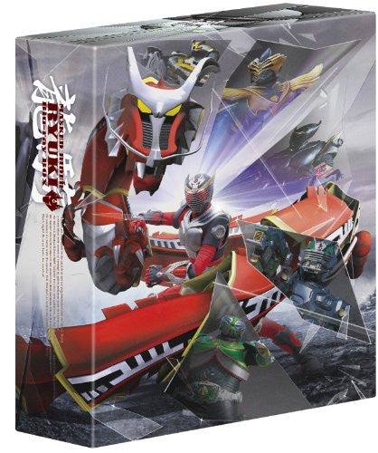 Image 2 for Kamen Rider Ryuki Blu-ray Box Vol.1