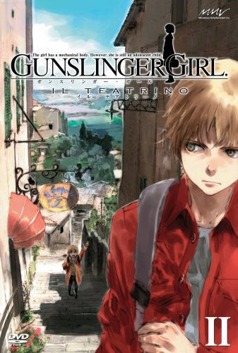 Image 2 for Gunslinger Girl - Il Teatrino Vol.2 [Limited Edition]