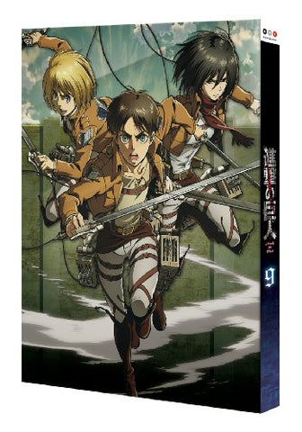 Image for Attack On Titan Vol.9