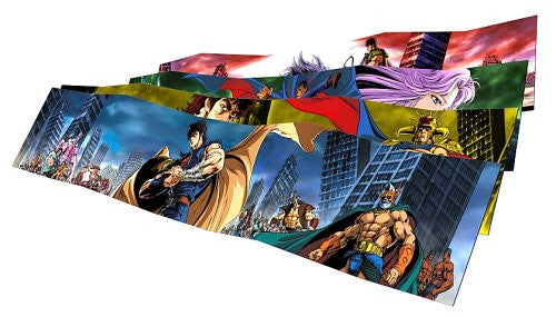 Image 3 for Hokuto No Ken - DVD Super Premium BOX [Limited Pressing]