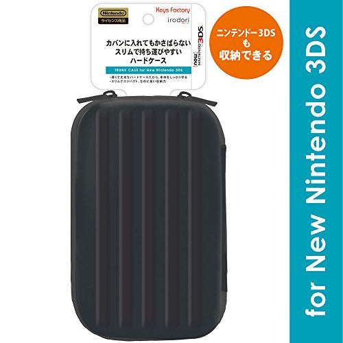 Image 1 for Trunk Case for New 3DS (Black)