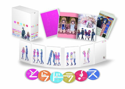 Image 1 for Toradora! Blu-ray Box [Limited Edition]