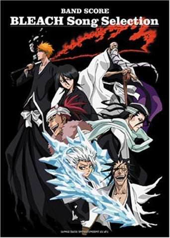 Image for Bleach Band Music Score Book