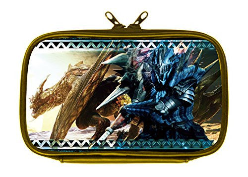 Image 2 for Monster Hunter 4G Pouch for 3DS LL