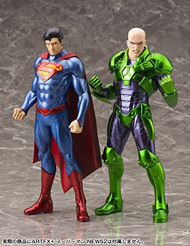 Image 4 for DC Universe - Superman - Lex Luthor - ARTFX+ - DC Comics New 52 ARTFX+ - 1/10 (Kotobukiya)