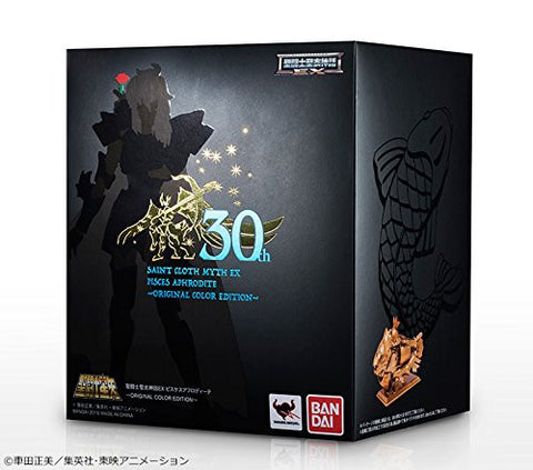 Saint Seiya - Pisces Aphrodite - Myth Cloth EX - OCE - Original Color Edition (Bandai)