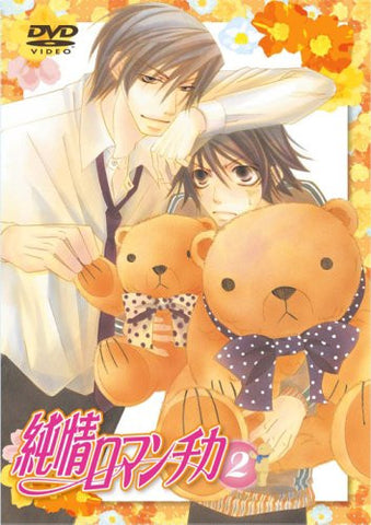 Image for Junjo Romantica Vol.2