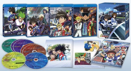 Image 3 for Future Gpx Cyber Formula Bd All Rounds Collection - Ova Series