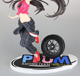 Thumbnail 6 for Original Character - Suwahime - 1/10 - Racing 2015 Ver. (PLUM)