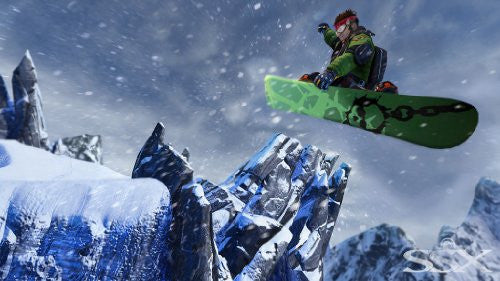 Image 4 for SSX (EA Best Hits)