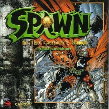 Image 1 for Spawn: In The Demon's Hand Original Soundtrack